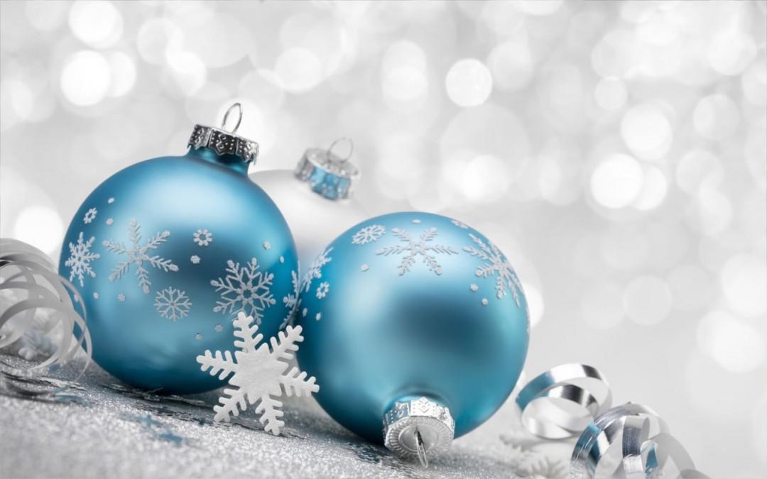 Frohe und besinnliche Weihnachten und ein gesundes Neues Jahr