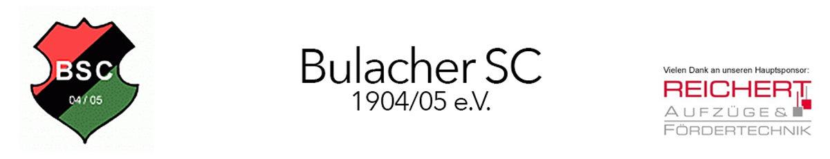 Bulacher SC 1904/05 e.V.